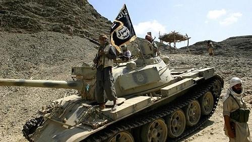 Lực lượng khủng bố IS tại Libya