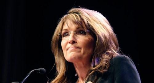 Cựu thống đốc bang Alaska Sarah Palin