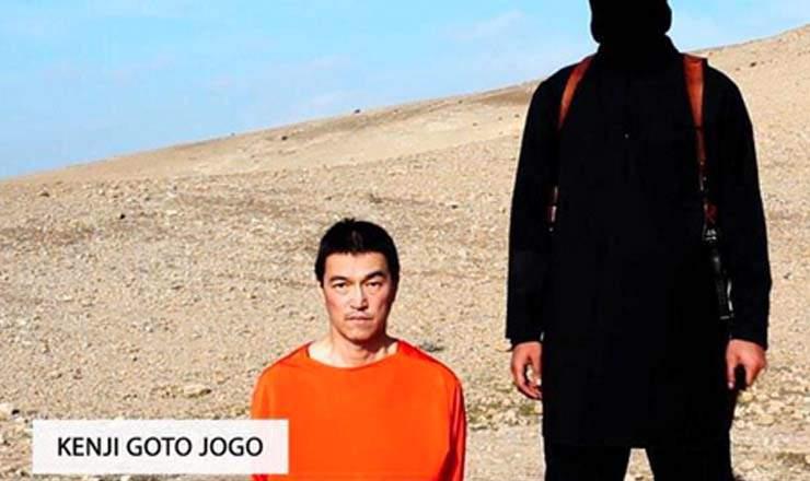 Tính mạng của nhà báo Kenji Goto chỉ còn được tính bằng giờ