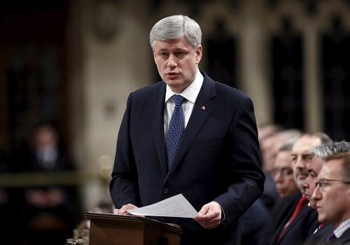 Thủ tướng Canada Stephen Harper tuyên bố kéo dài chiến dịch quân sự chống khủng bố IS