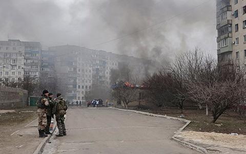 Ukraine ban bố tình trạng báo động khẩn cấp khi căng thẳng tại miền Đông Ukraine tiếp tục leo thang