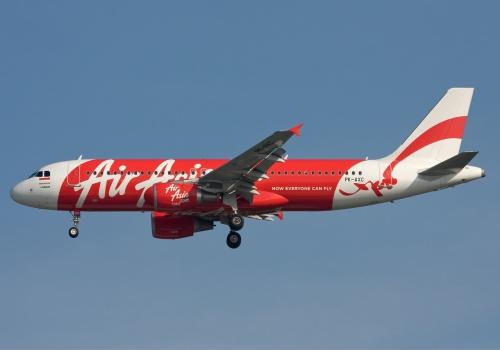 Máy báy AirAsia gặp nạn có thể do thời tiết xấu