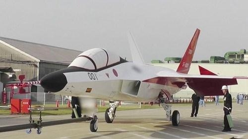 Một trong những máy bay chiến đấu hiện đại nhất của Nhật Bản cũng như trên thế giới là ATD-X Shinshin