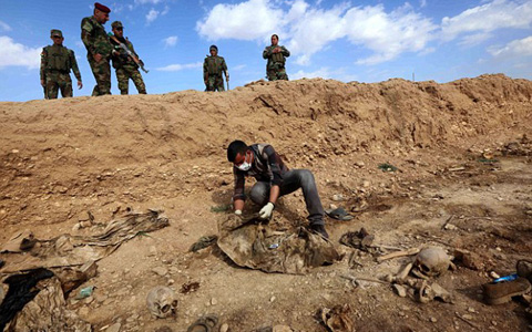 Người Yazidi trả thù dữ dội những người cộng tác với nhóm khủng bố IS
