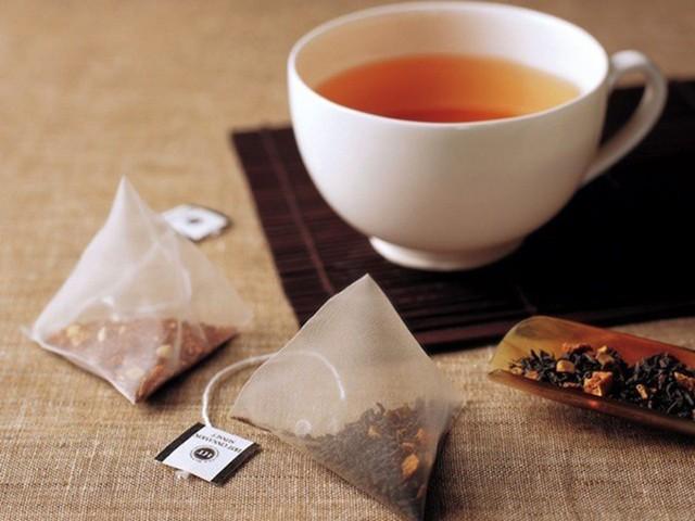 Mẹo vặt gia đình hữu ích từ túi trà lọc như công dụng khử mùi tủ lạnh