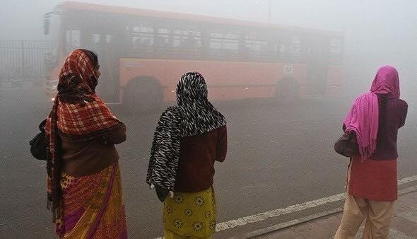 Năng suất lao động tại Ấn Độ bị ảnh hưởng do ô nhiễm không khí nặng nề