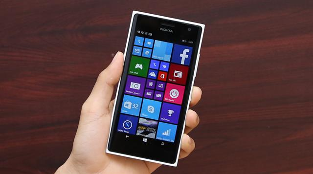 Smartphone giá rẻ dưới 5 triệu không thể không nhắc đến Nokia Lumia 730 Dual SIM
