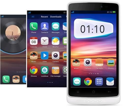 Oppo Find Clover với cấu hình ấn tượng là smartphone có giá rẻ dưới 5 triệu tốt nhất Việt Nam