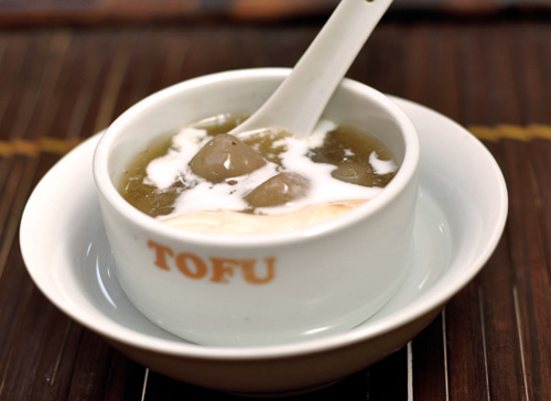 Ghé qua quán tào phớ Tofu để thưởng thức đến 20 loại tào phớ khác nhau