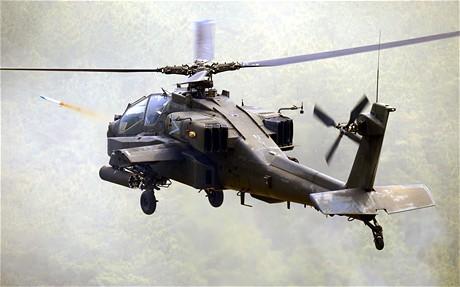 Trực thăng tấn công AH-64 Apache với những cải tiến mới là một trong những vũ khí hiện đại được quân đội Mỹ sử dụng hiện nay