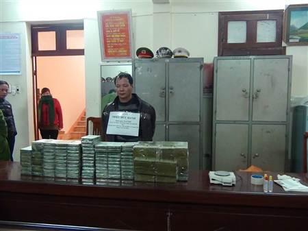 Công an tỉnh Cao Bằng bắt được đối tượng chở 156 bánh heroin là tin tức mới cập nhật 24h hôm nay