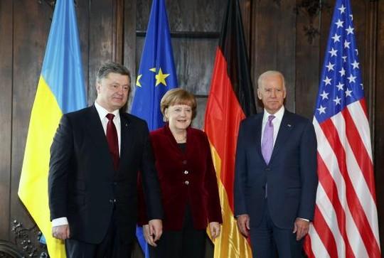 Mỹ chỉ trích Đức 'quay lưng' với đồng minh