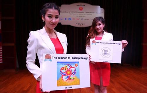 Mẫu thiết kế tem của Việt Nam giành chiến thắng trong cuộc thi thiết kế tem ASEAN là tin tức mới cập nhật 24h hôm nay