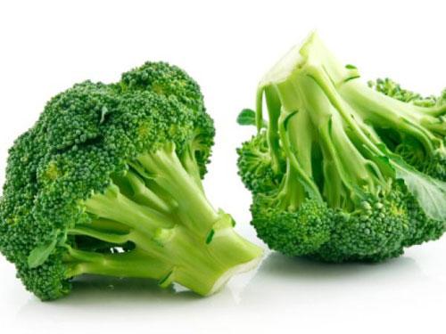 Bông cải xanh được biết đến như một thực phẩm ngừa ung thư cổ tử cung hiệu quả