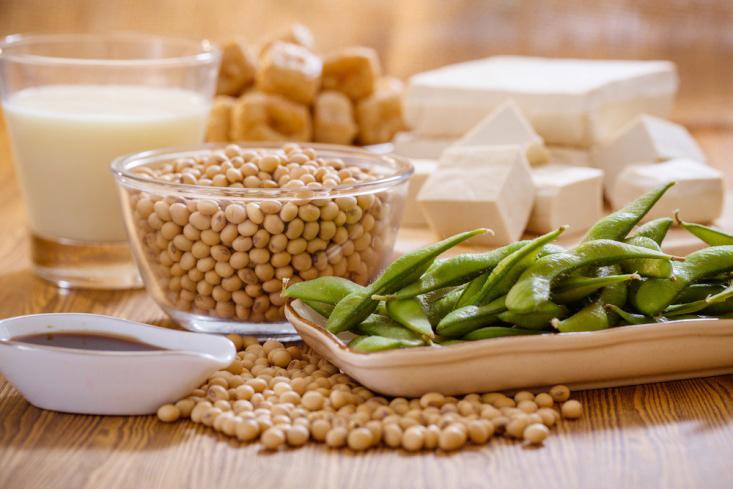 Ăn đậu nành giúp hỗ trợ chữa trị ung thư buồng trứng