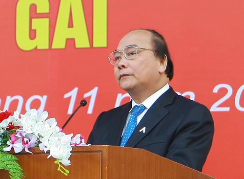 tin tức mới nhất chiều ngày 26/11: Phó Thủ tướng Nguyễn Xuân Phúc khẳng định các giải pháp phòng ngừa tham nhũng đang từng bước phát huy tác động tích cực