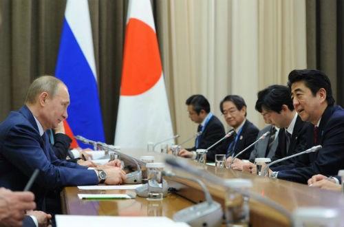 Nga đổ lỗi cho Nhật về việc gián đoạn các cuộc tiếp xúc chính trị cấp cao