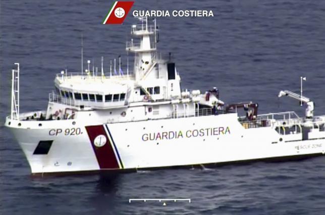 Đến nay mới có 28 người được cứu kể từ sau vụ lật tàu