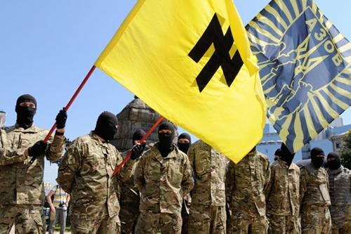 Tình hình Ukraine mới nhất: Tiểu đoàn Azov tăng cường chiến đấu ở miền đông