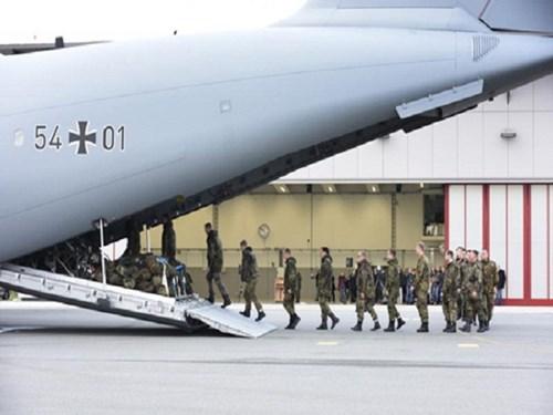 Tình hình chiến sự Syria mới nhất ngày 18/1/2016 đưa tin Đức cần đẩy mạnh hoạt động quân sự ở Syria