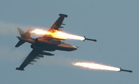 tin tức về tình hình chiến sự Syria mới nhất ngày 18/1/2016 cho biết Nga tốn gần 8 triệu USD/ ngày cho hoạt động quân sự ở Syria