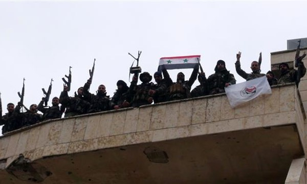 tin tức về tình hình chiến sự Syria mới nhất đưa tin Syria tái chiếm pháo đài quan trọng tại Latakia