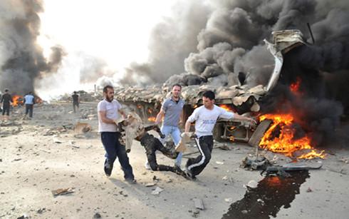 Tin tức về tình hình chiến sự Syria mới nhất ngày 24/1/2016 cho biết Đàm phán hòa bình Syria tiếp tục bị trì hoãn