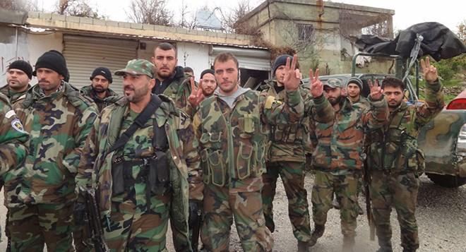 tin tức về tình hình chiến sự Syria mới nhất ngày 28/1/2016 cho biết Syria giành được 18 thị trấn quan trọng từ tay khủng bố