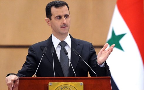 Tình hình chiến sự Syria mới nhất ngày 19/11/2015 đưa tin Nga - phương Tây bất đồng về tương lai của Tổng thống Syria