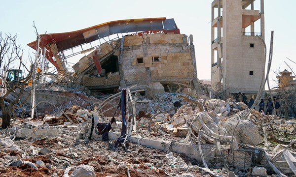 Syria tố Mỹ không kích bệnh viện ở Syria khiến 50 người thiệt mạng là tin tức về tình hình chiến sự Syria mới nhất ngày 17/2/2016