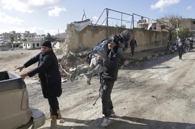 Tin tức về tình hình chiến sự Syria mới nhất ngày 21/2/2016 cho biết Liên minh nổi dậy chiếm thủ phủ IS ở Syria