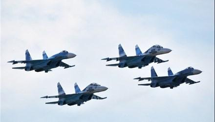 tin tức về tình hình chiến sự Syria mới nhất cho biết chiến đấu cơ sẽ Nga hộ tống Tổng thống Syria thăm Iran