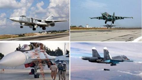 Tình hình chiến sự Syria mới nhất ngày 26/12/2015 đưa tin Bất chấp lệnh ngừng bắn, Nga vẫn không kích tại Syria
