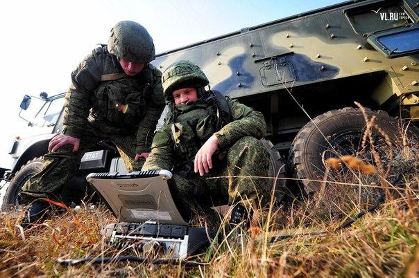 Tin tức về tình hình chiến sự Syria mới nhất cho biết Vũ khí robot Nga yểm trợ cho quân đội Syria