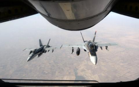 Mỹ dẫn đầu liên quân quốc tế tấn công dồn dập IS tại Syria và Iraq là tin tức về tình hình chiến sự Syria mới nhất ngày 29/12/2015