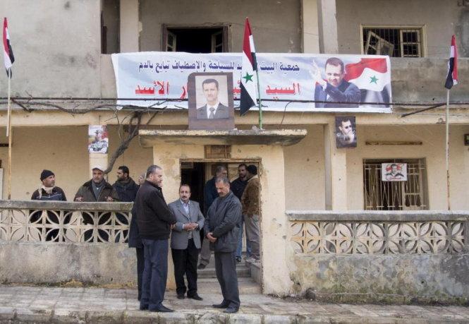 Đàm phán hòa bình Syria khởi đầu thất bại là tin tức về tình hình chiến sự Syria mới nhất ngày 30/1/2016