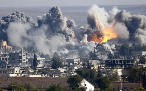 Mỹ xin lỗi vì không kích Syria gây thiệt hại cho dân thường là tin tức về tình hình chiến sự Syria mới nhất ngày 31/1/2016