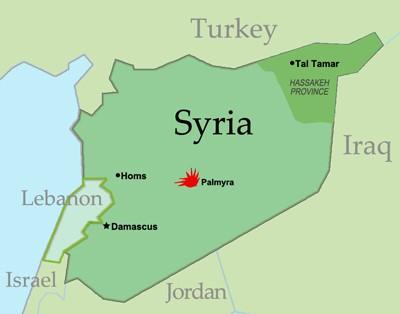 Tình hình chiến sự Syria mới nhất ngày 31/3/2016 cho biết  Nga vẫn điều tàu chiến và máy bay đến Syria