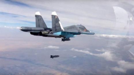 Nga tiếp tục không kích, phe nổi dậy kêu gọi ngừng ném bom là tin tức về tình hình chiến sự Syria mới nhất ngày 27/10/2015