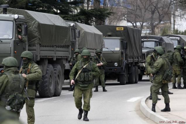 Tình hình Ukraine mới nhất: Miền Đông Ukraine im tiếng sau lệnh ngừng bắn