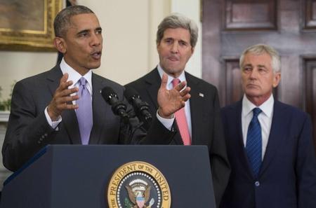 Tổng thống Mỹ đề xuất điều đội đặc nhiệm tinh nhuệ tìm và tiêu diệt thủ lĩnh nhóm khủng bố IS