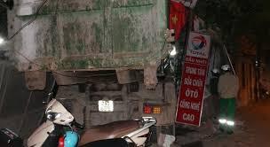 Xe chở rác gây tai nạn liên hoàn khiến 8 người bị thương là tin tức mới cập nhật 24h hôm nay