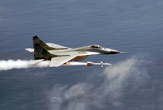 Tiêm kích MiG-29 là máy bay chiến đấu hiện đại nhất của Không quân Triều Tiên