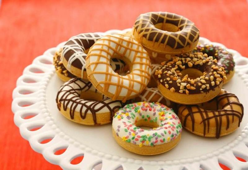 Bánh ngọt không có lợi cho phụ nữ tuổi mãn kinh