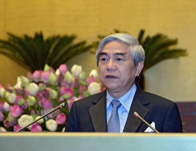 Bộ trưởng Bộ KH&CN thừa nhận thị trường KHCN phát triển muộn nhất trong nền kinh tế