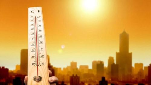 Dự báo thời tiết ngày mai 14/6/2016: Bắc Bộ nắng nóng đến 38oC