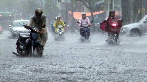 Dự báo thời tiết ngày mai 27/5/2016: Bắc Bộ tiếp tục có mưa lớn