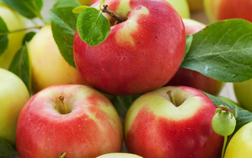 Giải độc gan hiệu quả nhờ táo và các loại hoa quả khác
