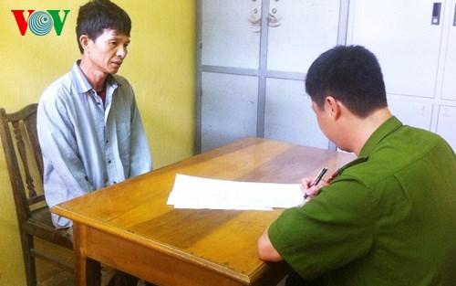 tin tức pháp luật từ công an Quảng Ninh, bắt thành công đối tượng lẩn trốn truy nã 20 năm