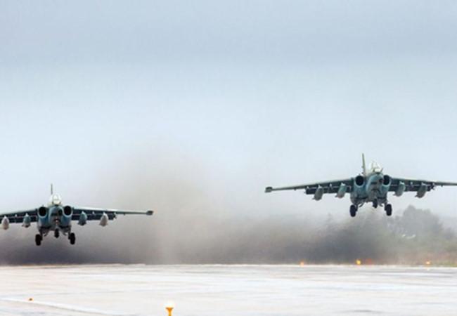 Máy bay của lực lượng không quân Israel (IAF) đã tấn công vào kho trữ tên lửa ở Syria, theo tình hình chiến sự Syria mới cập nhật